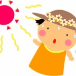 日常生活で注意したい!熱中症予防の4つのポイントとは?