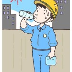 外で長時間仕事や作業などする人の熱中症対策!熱中症を起こしやすい環境での予防は?