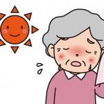 高齢者の熱中症チェックリスト!65歳以上の体調変化・危険信号を素早く察知する