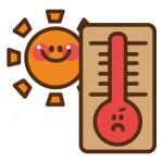 今日の熱中症指数は?暑さ指数(WBGT)を活用して熱中症予防