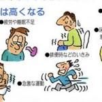 血圧は1日の中で激しく変動する。血圧を上げる要因は7つ