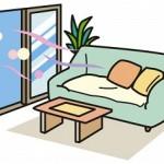 部屋にエアコンが無い時の熱中症予防のポイントは何?