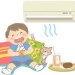 体を冷やさないエアコンの使用法と扇風機の上手な使い方で熱中症対策