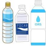 経口補水液とポカリなどのスポーツドリンクって何が違うの?