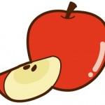 リンゴを食べると血圧が下がる!降圧薬と同じ働きが得られるという実験結果があった