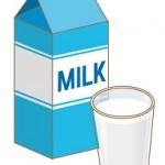 牛乳のタンパク質が動脈硬化を防ぎ血圧を下げる効果がある
