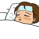 インフルエンザの熱は?目安は38℃以上!でも熱が出ない・下がる時もある!