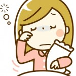 花粉症になると眠れない症状!ヒスタミンと眠気の関係と原因