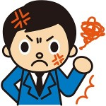 アスペルガー症候群の人が仕事の取引先の人に激怒!