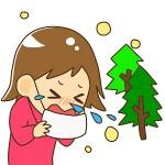 花粉症の目・咳・鼻・耳・肌・眠気・頭痛・蕁麻疹の症状の原因